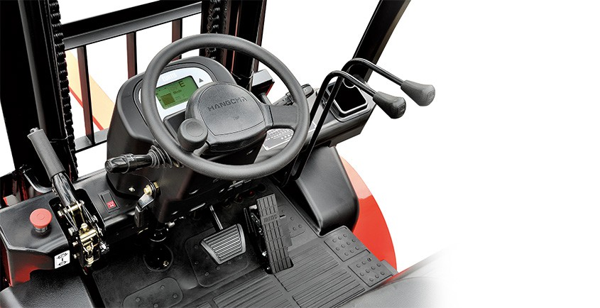 A series 1.0-3.5t (Four wheel)