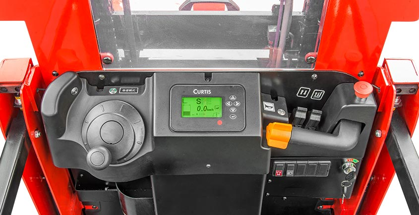 A Series Medium Level Order Picker 1.0t