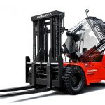 14-18t Internal Combustion Counterbalanced Forklift Truck