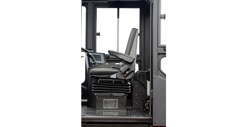 28-32t Internal Combustion Counterbalanced Forklift Truck