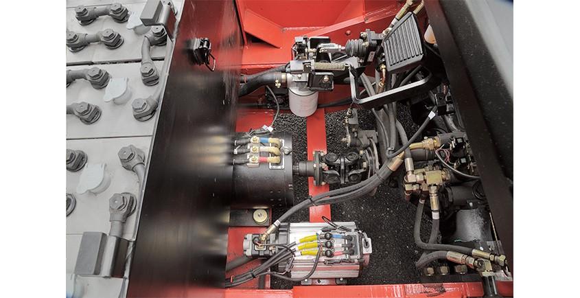 J series 5.0 – 8.5t (Four wheel)