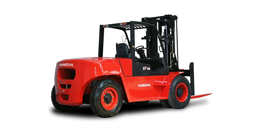 XF series 8.0-12t Internal Combustion Counterbalanced Forklift Truck
