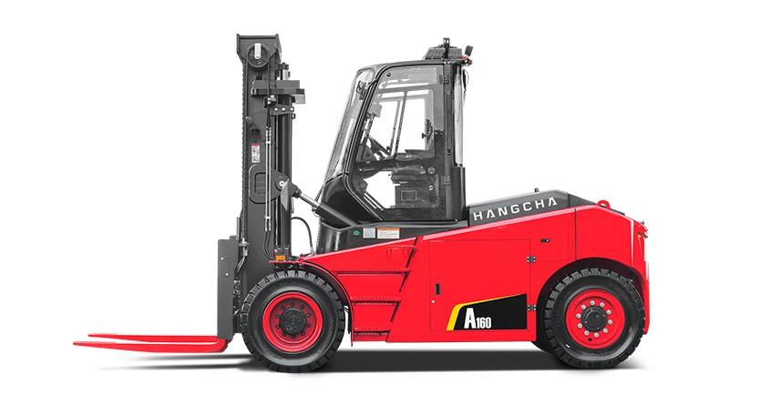 A series 12 – 16t (Four wheel )
