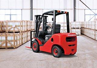 Forklift & Material Handling Servicing
